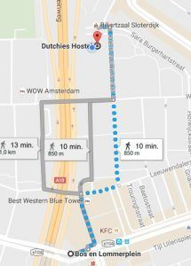 google-maps-bos-en-lommerplein