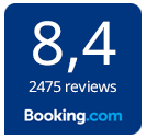 Booking.com review score
